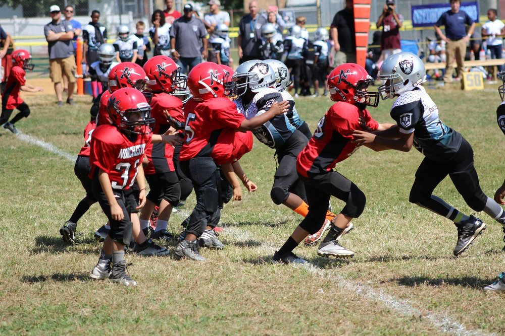 6fd4ec945 Football Program for Children 5-14 Years Old — Norchester Red ...