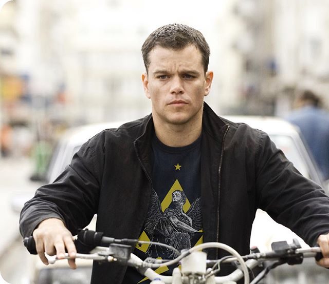Jason Bourne x reborn tee In Vision We Trust visioncncpt.com  #streetwear #jasonbourne #mattdamon #assassin #style #soilder #mission #kill #training #visioncncpt
