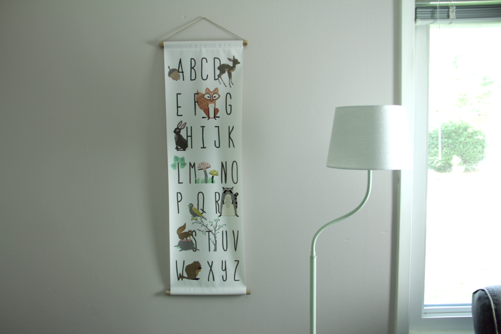 Alphabet Banner: $14.99