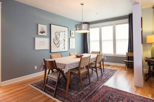 Dining Room Painting Color Theory Llc Bloomington Painters