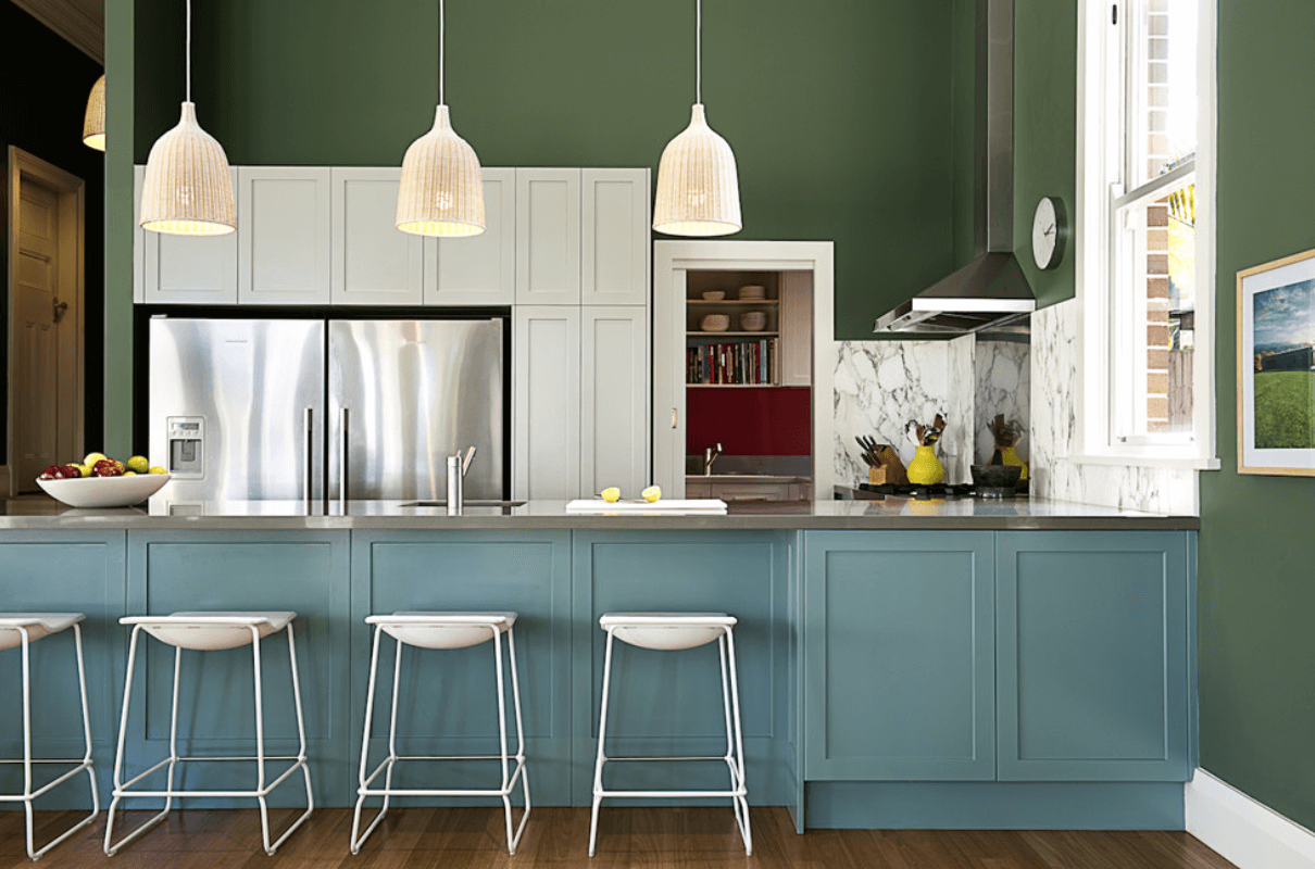 Kitchen Painting — Color Theory | Bloomington Painters