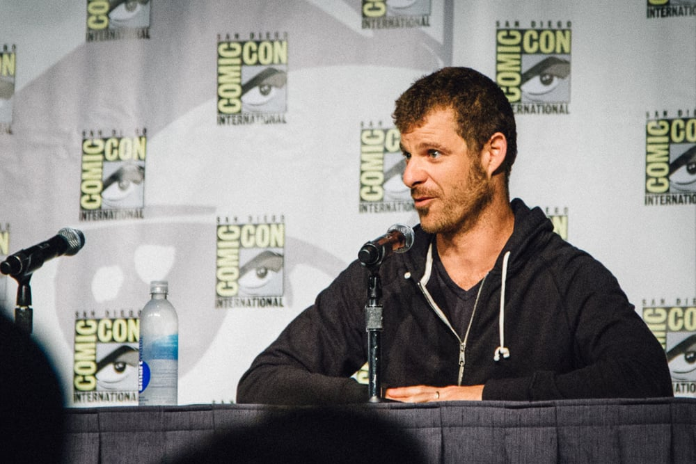 South Park co-creator Matt Stone.
