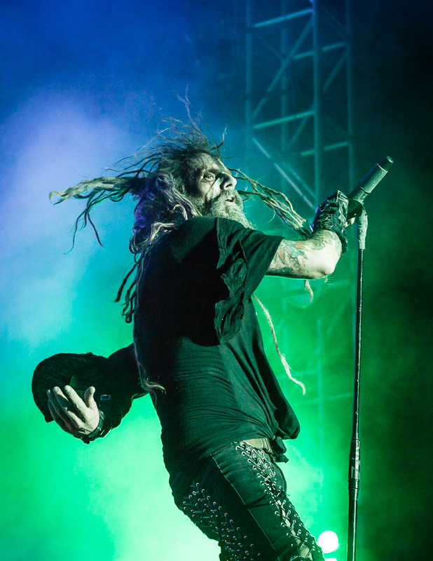 Rob Zombie//Riot Fest Chicago