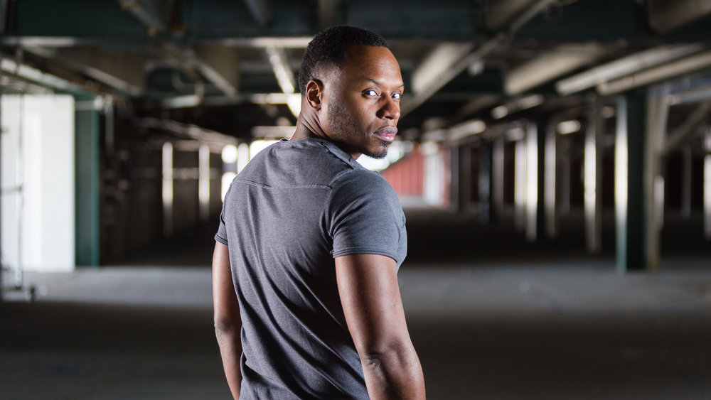"Actor Malcolm Goodwin from the CW's ""IZombie"", and ""American Gangster"".  Taken at Cheyenne Comic Con."