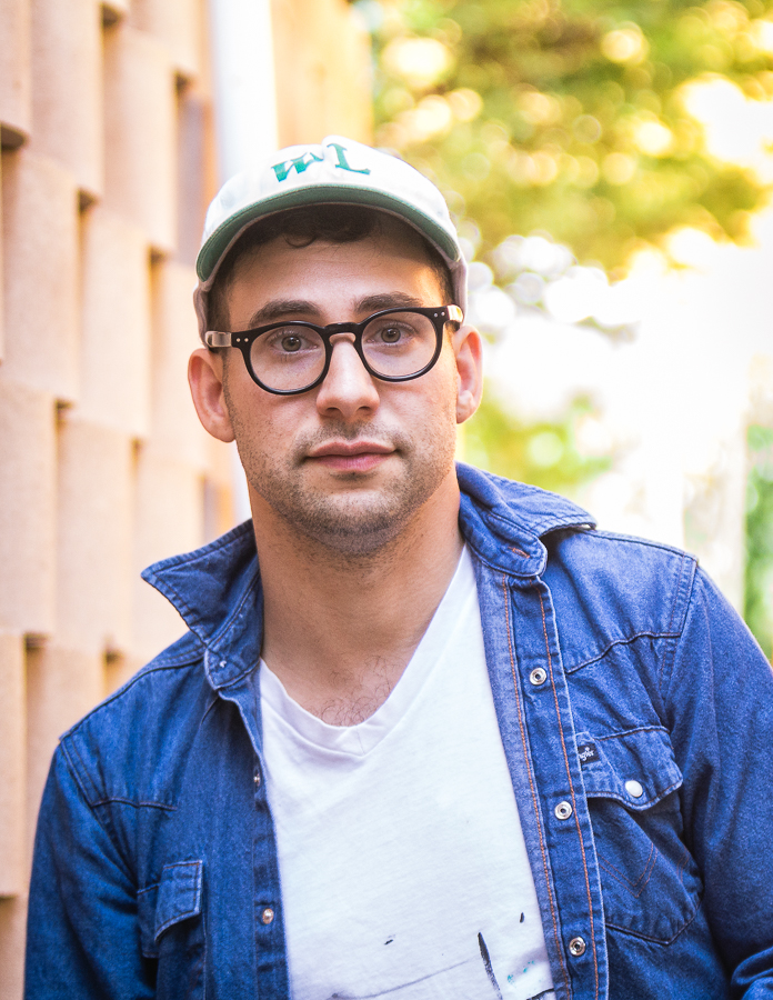 Jack Antonoff a.k.a. Bleachers.  Denver, Colorado.