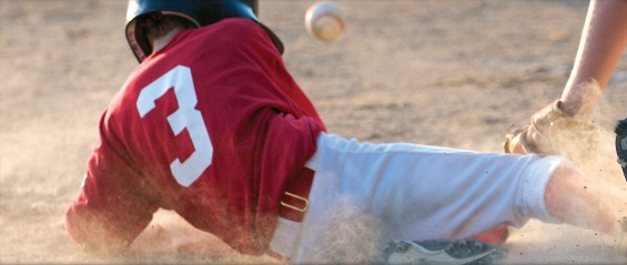 Dr. Spaulding and Dr. Greenstadt have seen numerous baseball injuries this year.