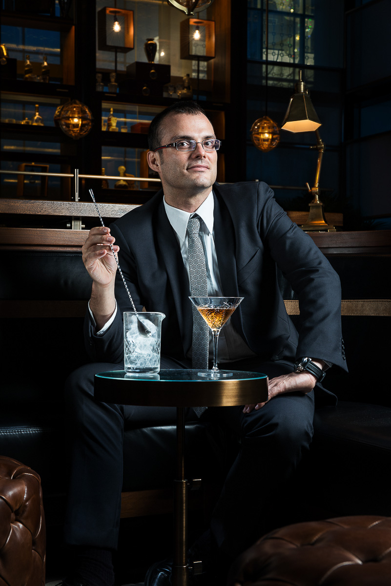 Dario, 1515W Bar Manager / Mixologist 1515牛排酒吧