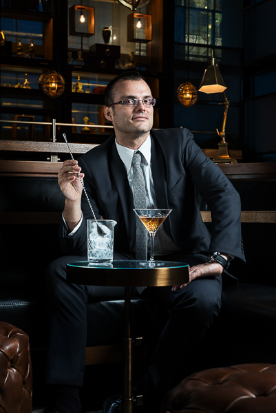 Dario, Mixologist and Bar Manager 1515 West Bar