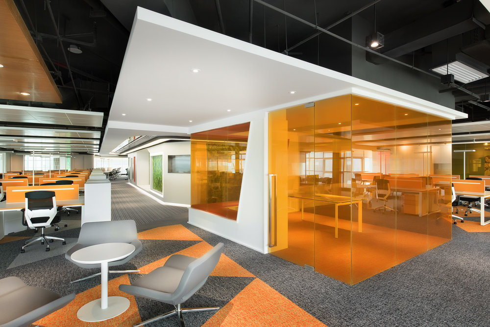 Xtep Office Xiamen