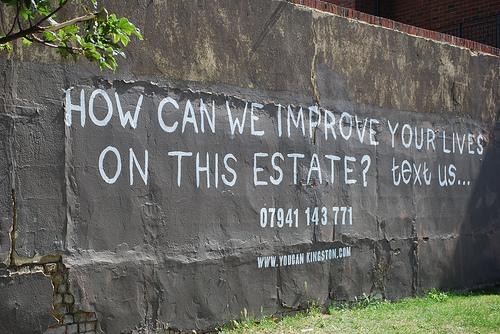 Kingston Estate. London UK
