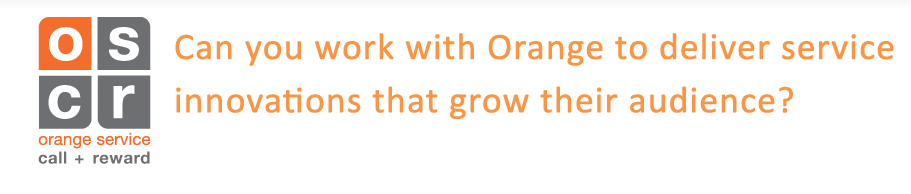 Orange UK Open Innovation Project