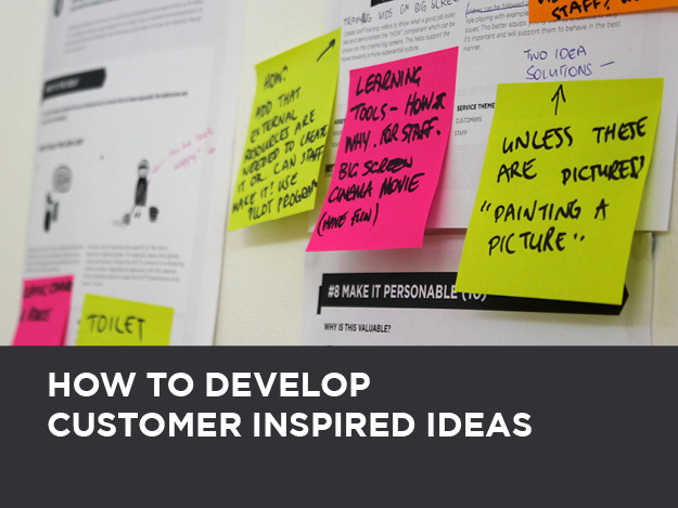 Are you eager to innovate your service? Do you want an action plan to improve your customer experience? Find out how to develop ideas that are based on customer feedback. Prioritise new and current ideas in the pipeline according to feasibility, viability and customer desirability.
