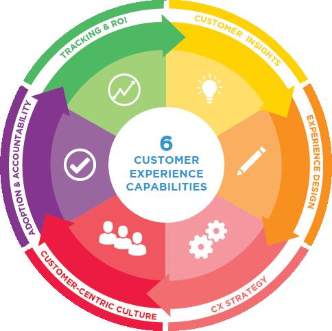 Six Critical Customer Experience Capabilities