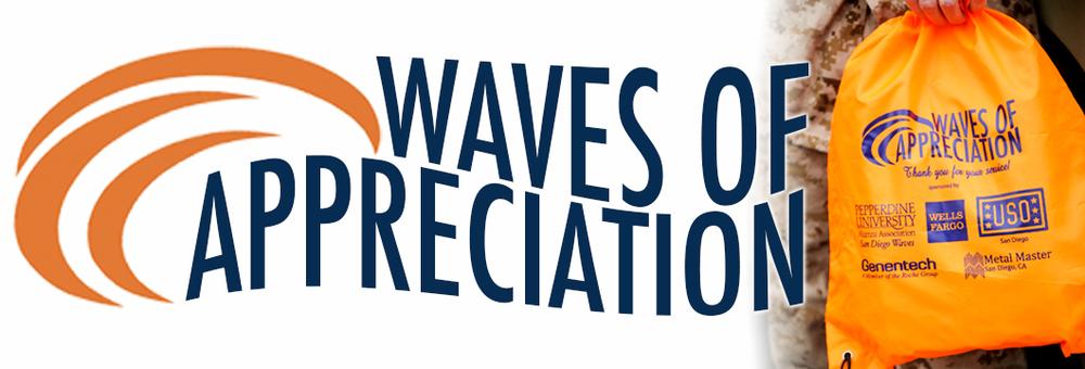 Waves of Appreciation 2014