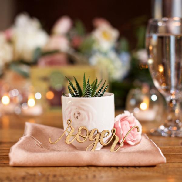 Eco-Friendly Wedding Favor