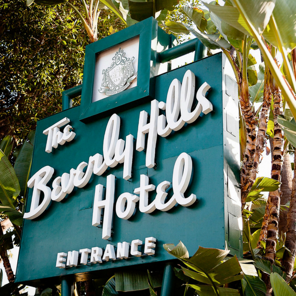 Beverly Hills Hotel Event Venue