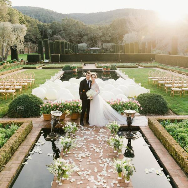 Outdoor Wedding Planner