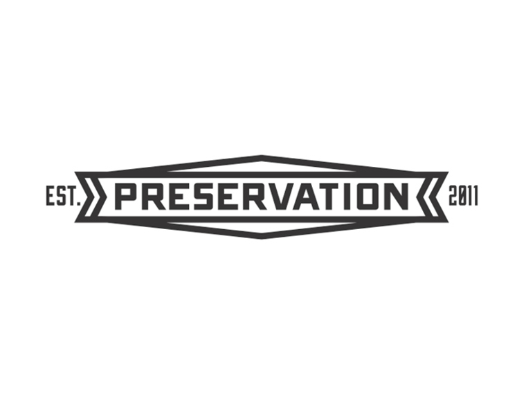 Preservation & co Branding & Logo design