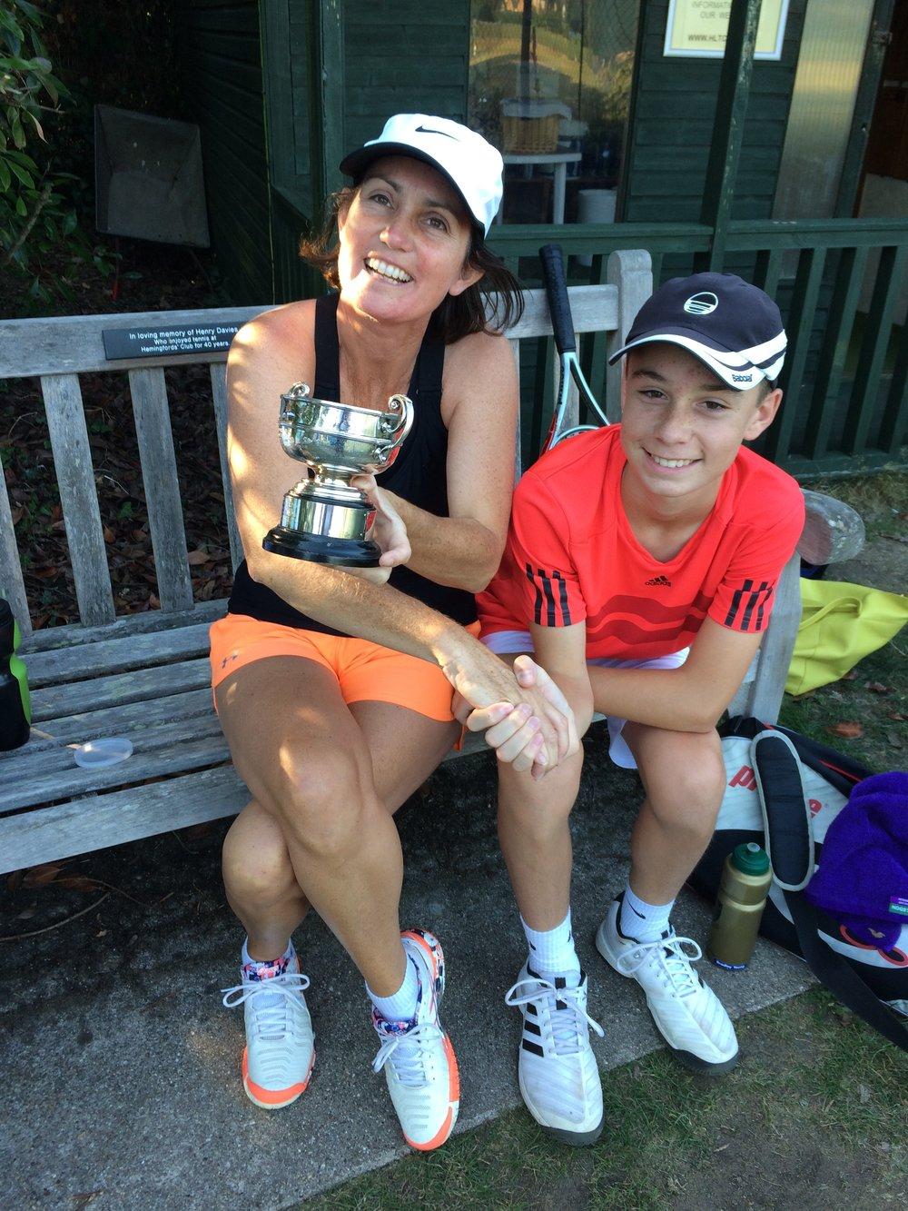 Allington Trophy Winners