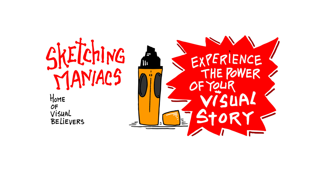 SKETCHING MANIACS >- Home of Visual Believers