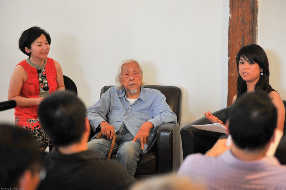 Su Beng's 2011 US Visit- Revolutionary in New York event (July 22, 2011)