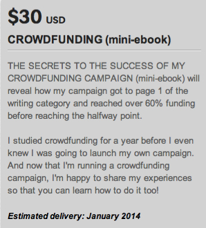 The Secrets to the Success of my Crowdfunding Campaign perk.jpg