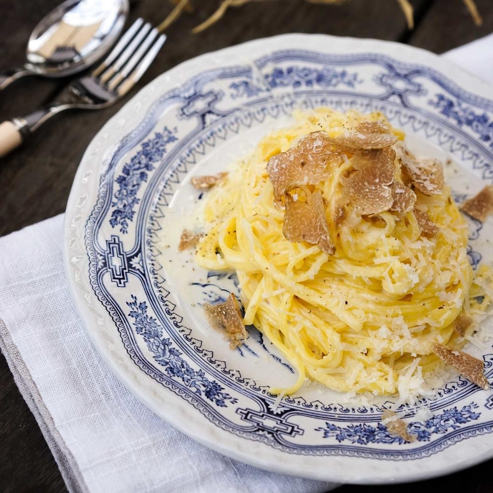 White Truffle Tagliolini