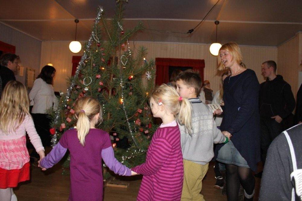 Julefest i bedehuset for nokre år attende!