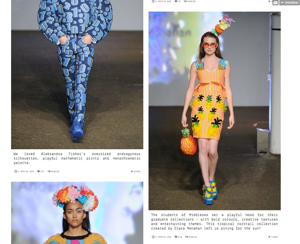 Featured on WGSN