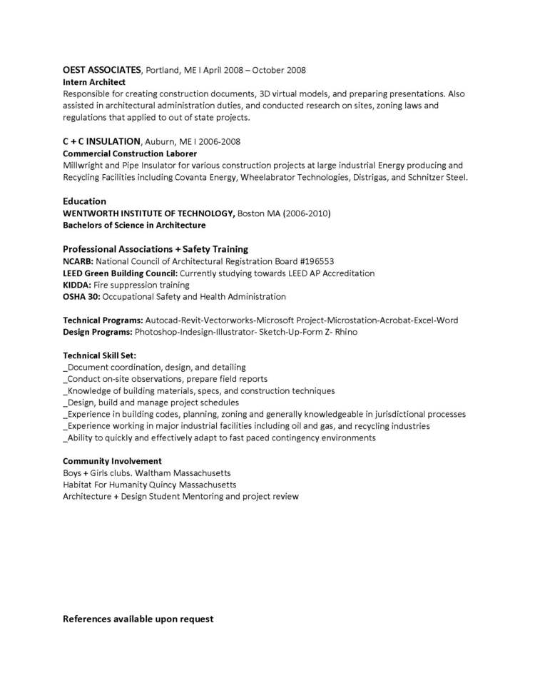 Resume — Matthew Slattery