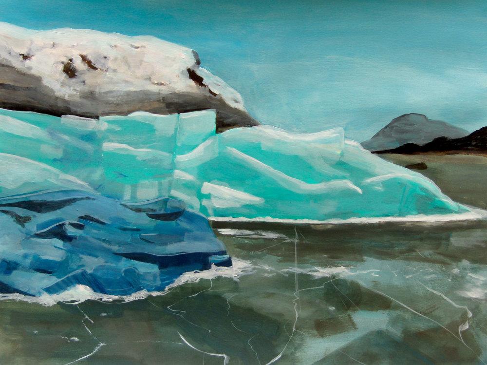 Glacial Tounges