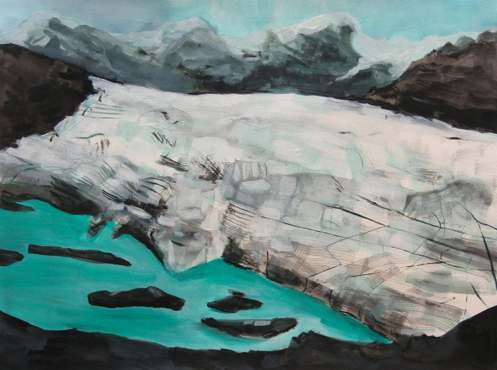 Glacial Limbs