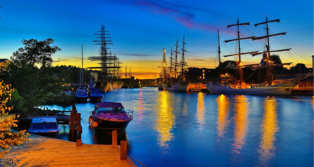 I fjor sommer arrangerte Fredrikstad The Tall Ships Races for andre gang på 9 år. Det er store muligheter for at Fredrikstad tar på seg oppgaven med å arrangere det populære arrangementet på nytt innen få år.