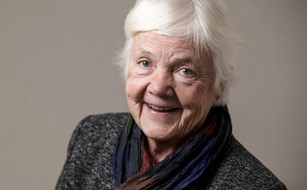 Astrid nøkleby heiberg i litteraturhuset i fredrikstad