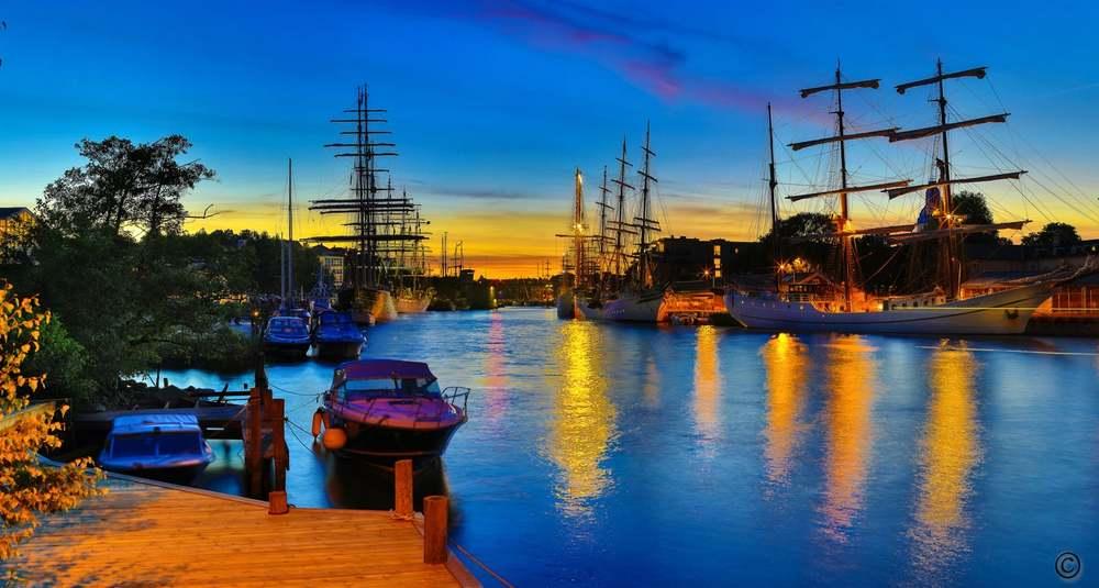 Midnatt i Fredrikstad - fra arrangementet i 2014. Foto: Visit Hvaler