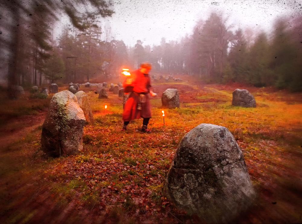 Jegere og fangstmenn var Østfolds første innbyggere.