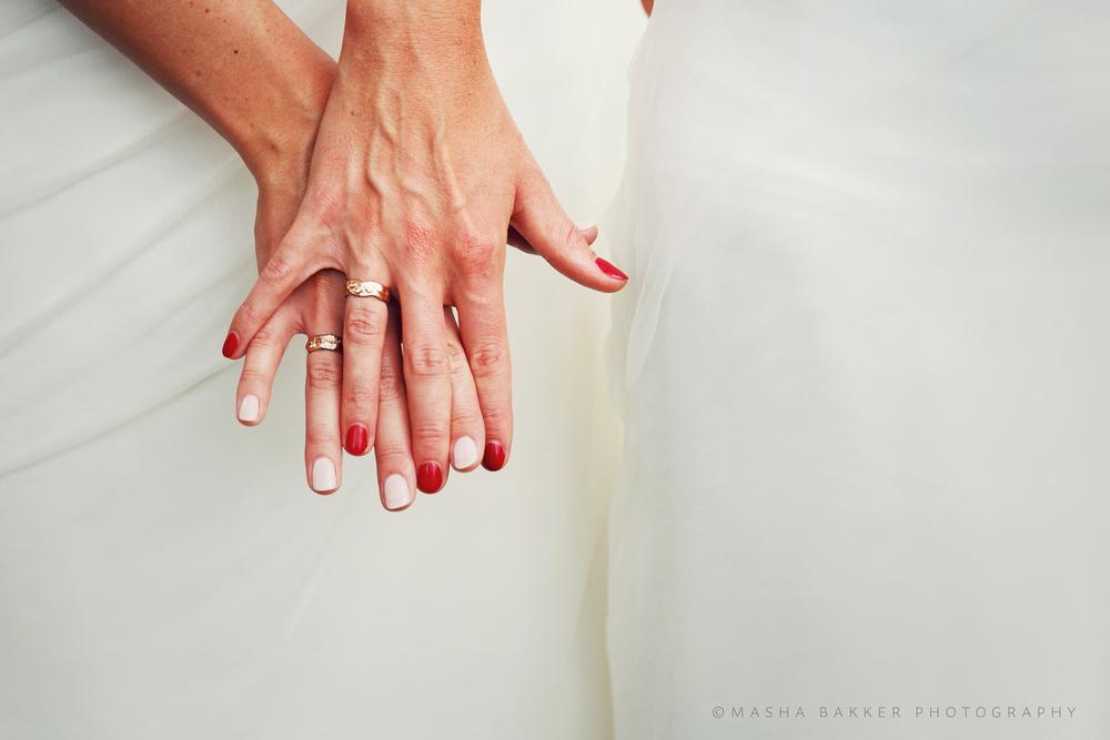 Sieraden van Atelier 12hoven, bruidsfotografie Modekwartier Arnhem