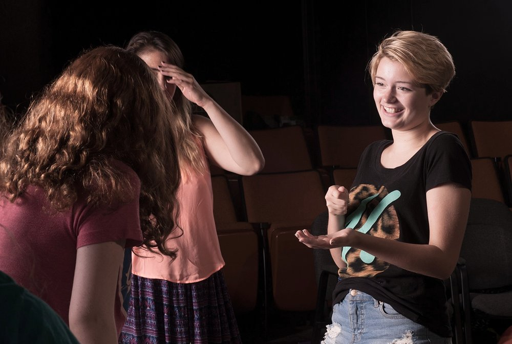 EDGEWATER CAMPS - CITY LIT THEATER
