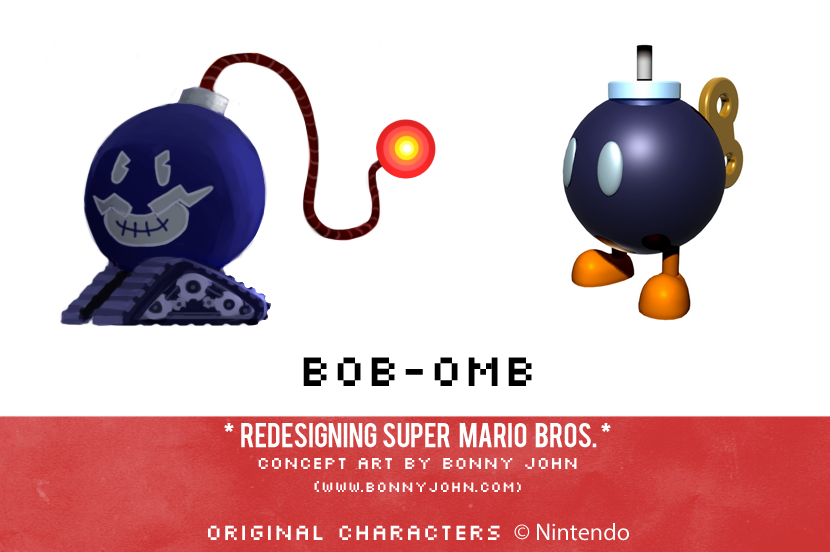 Bob-omb Comparison Redesign.png