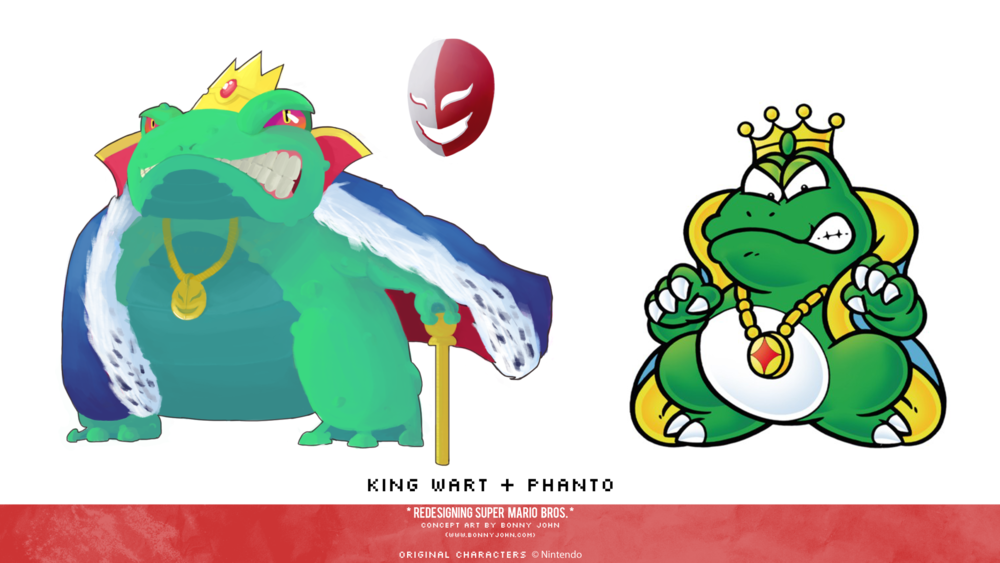 Wart and Phanto Redesign Comparison.png
