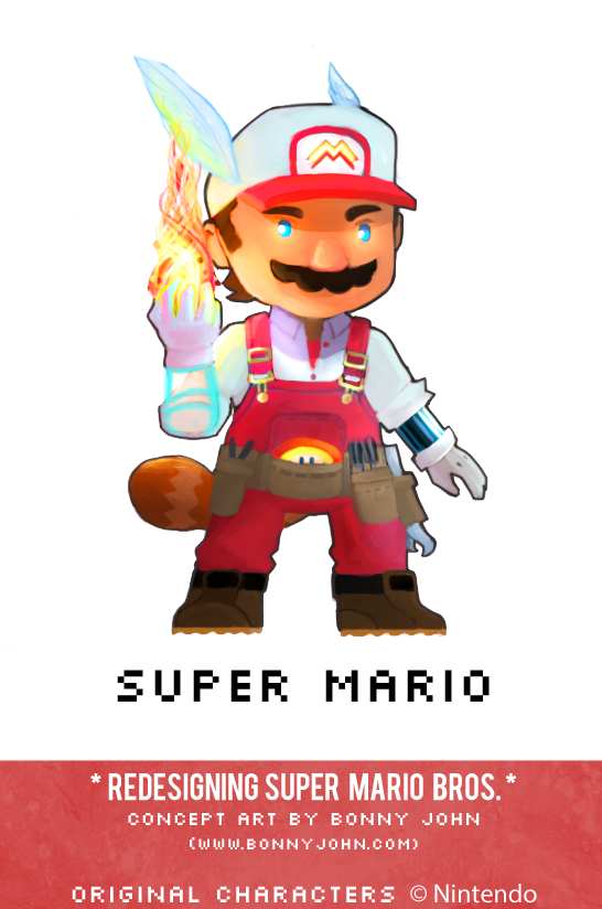 Super Mario Redesign Comparison.png
