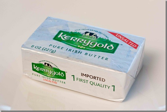 Kerrygold Butter is an excellent choice.