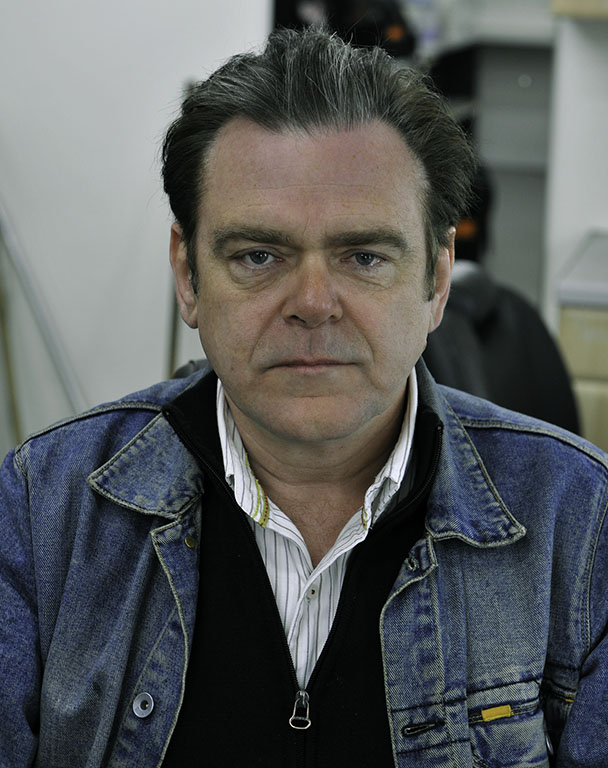 Early morning start for actor Kevin McNally