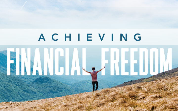achieving financial freedom the grounds bookstore cafe