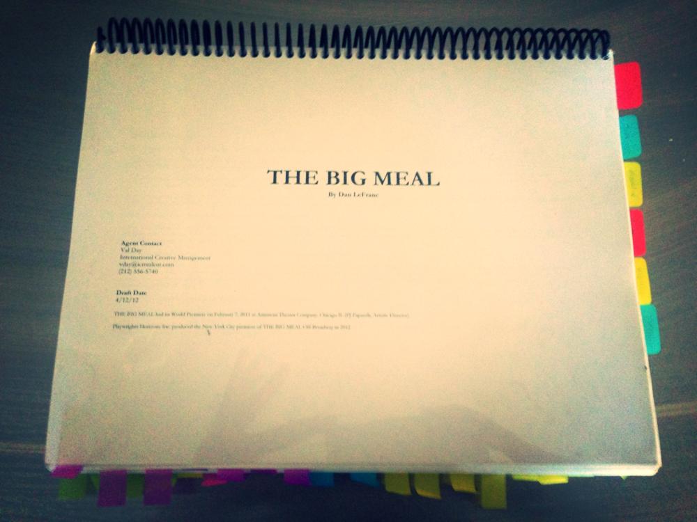 Big meal = big script.