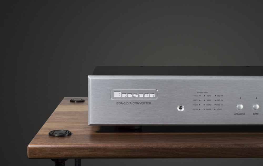 Bryston Amps, Preamps Surround Processors. Digital Streaming.   Stereo and Multichannel