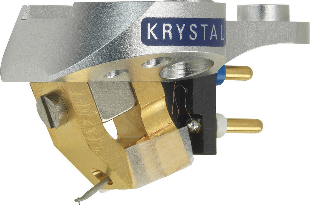 Two years in development, Krystal uses the design principles of Linn's top moving coil cartridge, Kandid, to capture the minute changes in the record groove, letting you hear every musical detail.    Whether you specify Krystal on your current turntable or buy it as part of the    Akurate LP12   , you're guaranteed to enjoy a more musical performance from your entire LP library.