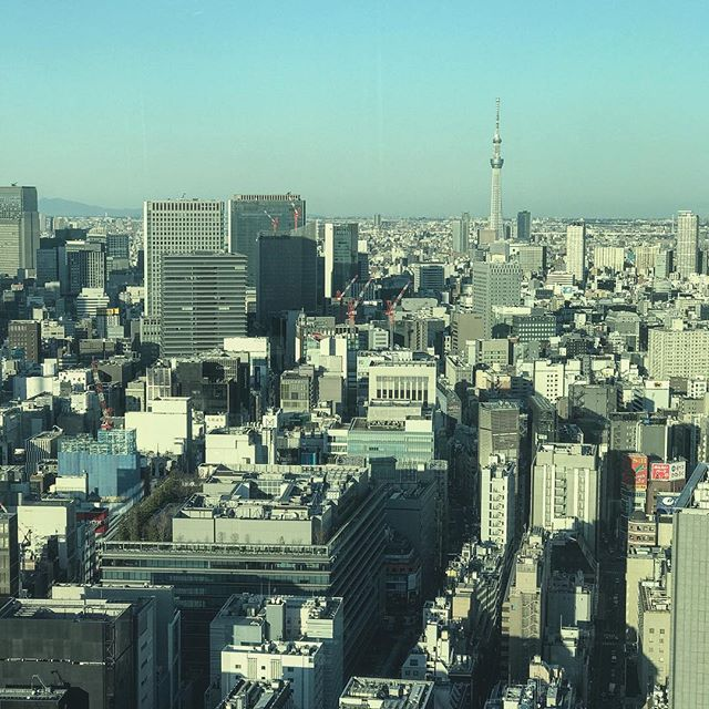 Working in #Tokyo this week.