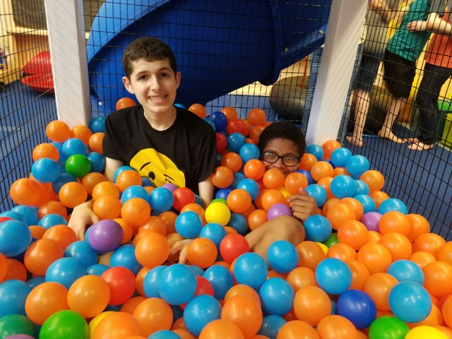 Extreme Teens party (June 2017) - Extreme Kids & Crew at Ridgewood Space