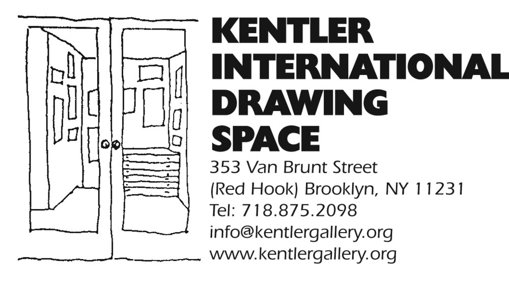 Kentler International Drawing Space logo